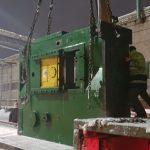 Такелаж станочного оборудования в Новосибирске