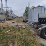Перемещение трансформаторов в Новосибирске