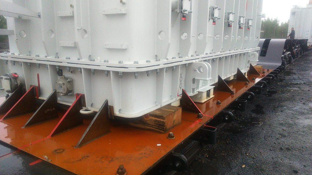 такелаж трансформаторов Новосибирск